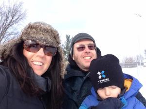 erik family snow