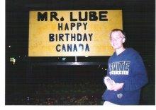 mr lube canada day
