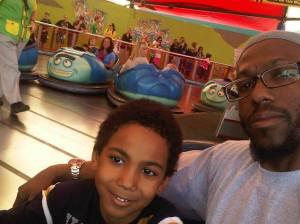 Daud and son amusement park