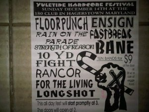 Yuletide Hardcore Fest