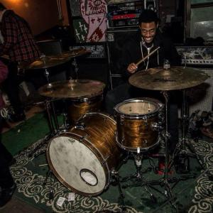 andrew b bronze drums