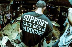 andrew b support black guys
