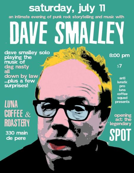 Dave Smalley Luna Flyer