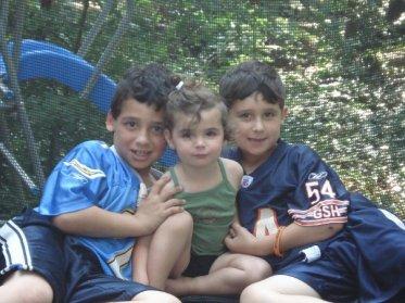 sarah 3 children