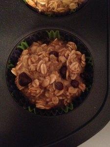 vegan banana protein muffins sarah