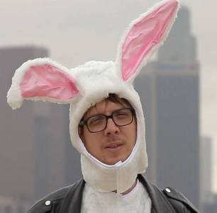 brad bunny ears