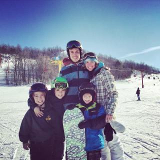Schroeders Snowboard