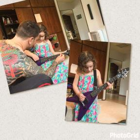 daughter guitar